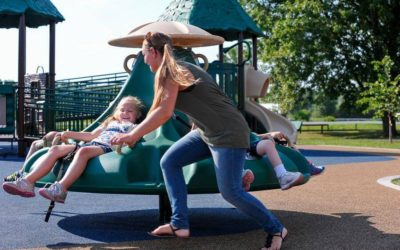 Accessible or Inclusive?  Playgrounds for Everyone Go Beyond ADA