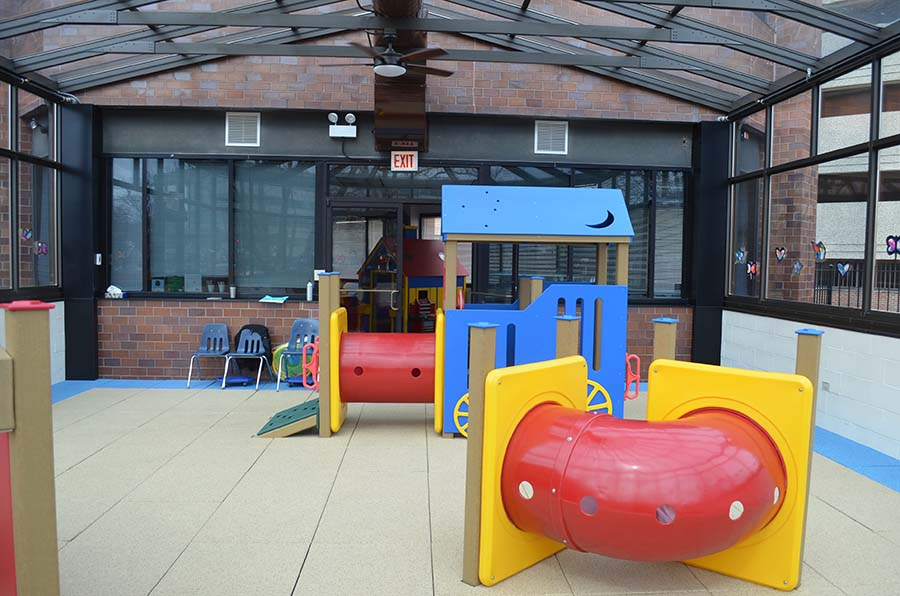 Designing a Playground for Children Who Are Blind