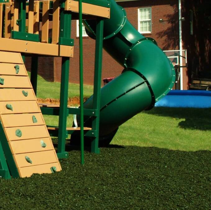 Which is Safer?  Rubber or Wood Mulch?
