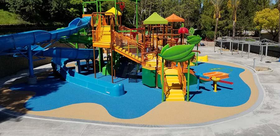 No Fault Project Spotlight – Gilroy Gardens – Water Oasis, Gilroy, California