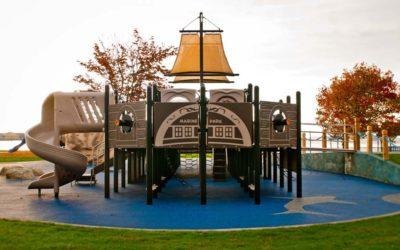 No Fault Project Spotlight – Marine Park Playground, Blaine, WA