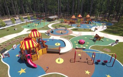 No Fault Project Spotlight:  Smiles Park at Kiroli Playground, West Monroe, Louisiana