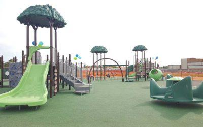 No Fault Project Spotlight – Wadewitz Dream Big Playground, Racine, Wisconsin