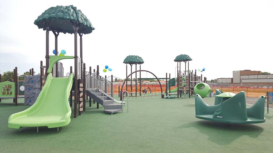 No Fault Project Spotlight – Wadewitz Dream Big Playground, Racine, Wisconsin