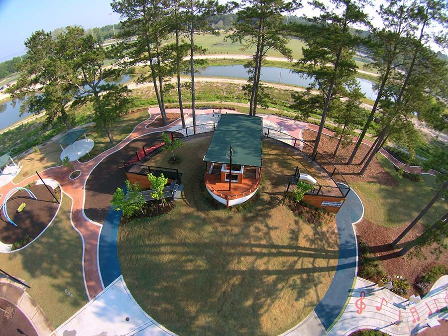 No Fault Project Spotlight – Coquille Park Playground, Covington, Louisiana