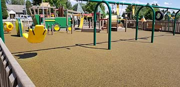 No Fault Project Spotlight – Caribou CommUNITY Playground, Soda Springs, Idaho