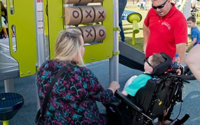 Playground Tips for Children with Special Needs