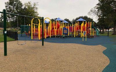 No Fault Project Spotlight:  Sidney D. Torres Memorial Park, Chalmette, Louisiana