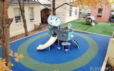 No Fault Project Spotlight – Children's Play Areas at The Nest – Center for Women, Children, & Families, Lexington, Kentucky
