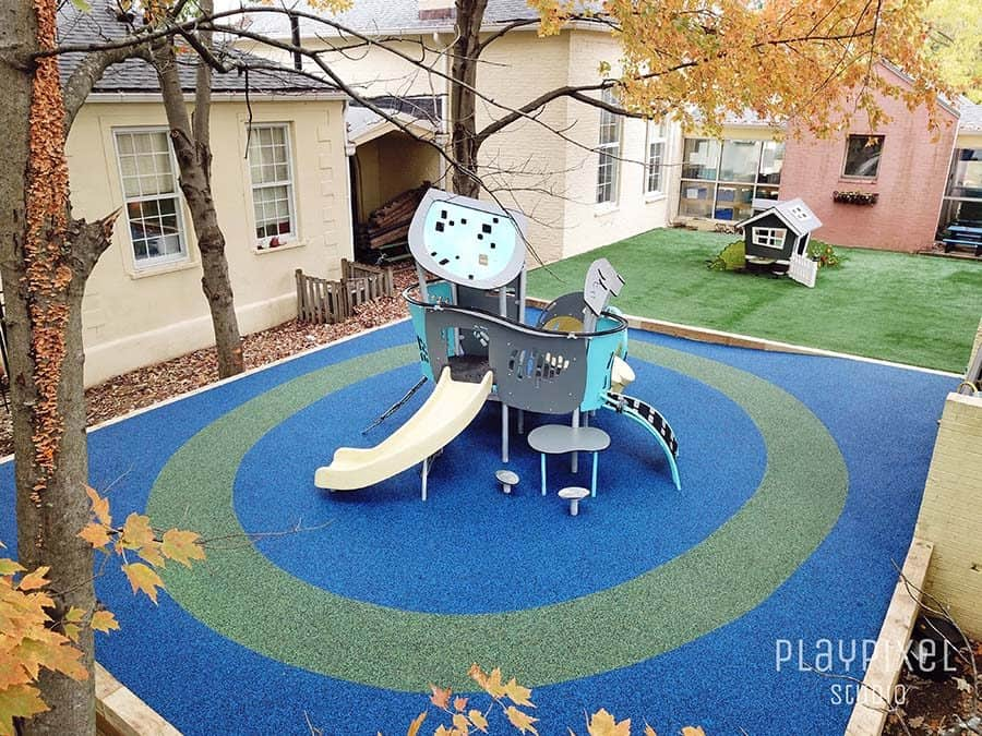 No Fault Project Spotlight – Children's Play Areas at The Nest – Center for Women, Children, & Families, Lexington, Kentucky