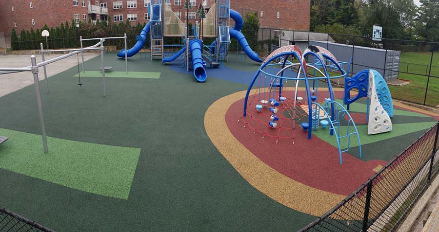 No Fault Project Spotlight – Hewlett-Woodmere School District Playgrounds, New York