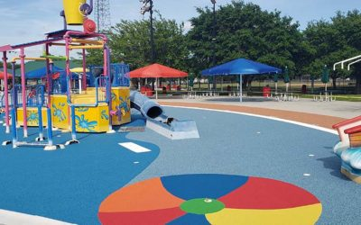 """Make a Splash"" with a New Splash Pad!"
