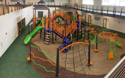 No Fault Project Spotlight – Rustad Recreation Center, West Fargo, North Dakota