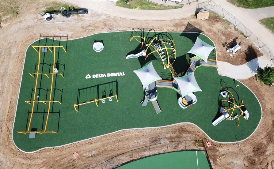 Incorporate Playgrounds into Summer Adventures!