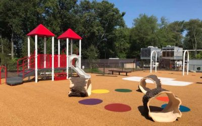 Playground Makeovers:  Upgrades for Safety & Appearance