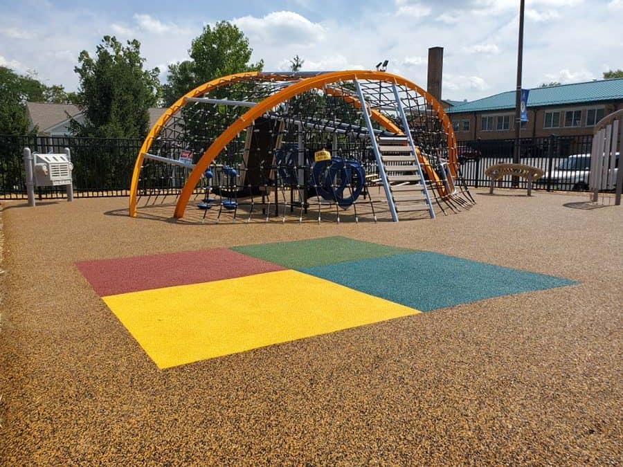 No Fault Project Spotlight – Holy Trinity School Inclusive Playground, St. Matthews, Kentucky