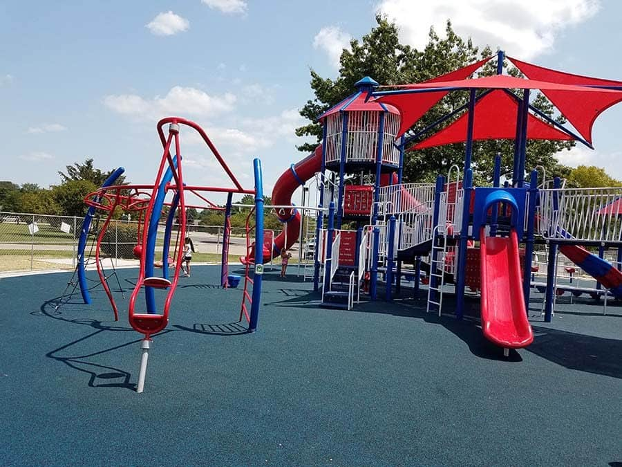 Choosing Age Appropriate Playground Equipment