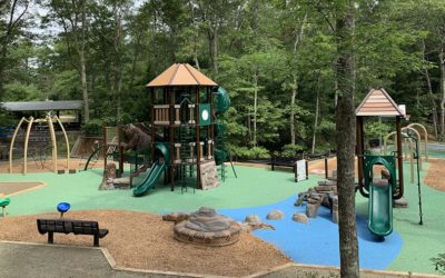 No Fault Project Spotlight – Shawmee-Cromwell State Forest Playground, Sandwich, Massachusetts
