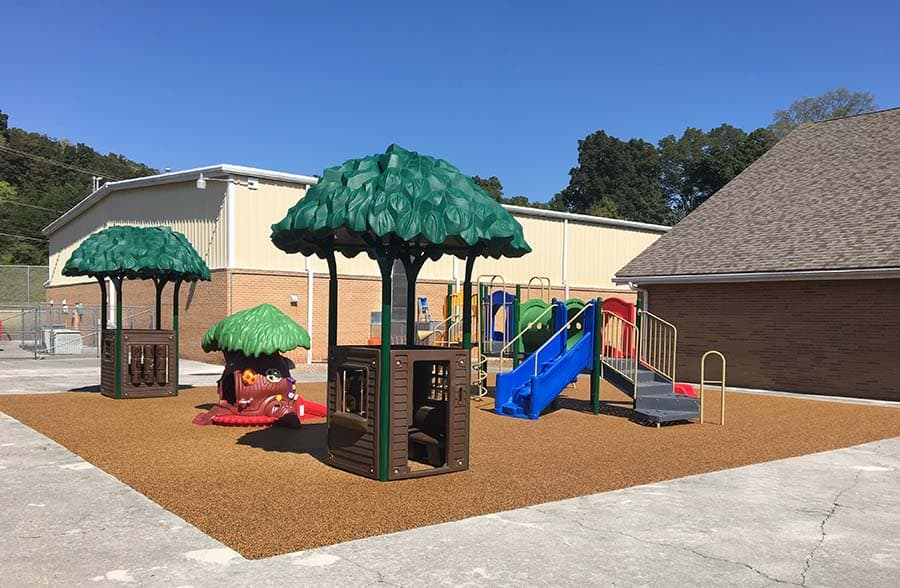 No Fault Project Spotlight – First Apostolic Church Playground, Knoxville, Tennessee