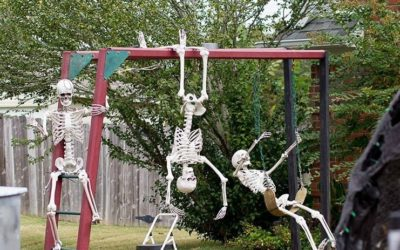 Things You Shouldn't See on a Modern Playground – And Why